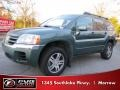 Machine Green Metallic 2004 Mitsubishi Endeavor Gallery
