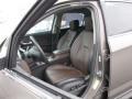 Jet Black/Brownstone Interior Photo for 2010 Chevrolet Equinox #41370739