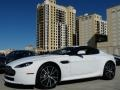 Front 3/4 View of 2011 V8 Vantage N420 Coupe