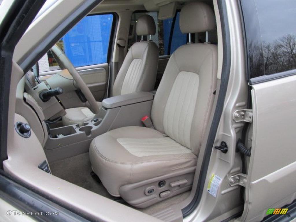 2005 Mercury Mountaineer V8 Premier Awd Interior Photo 41372540