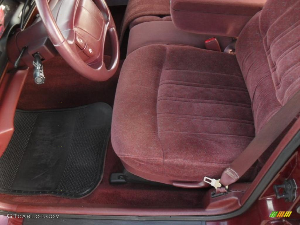 1999 Buick Lesabre Custom Sedan Interior Photo 41378301