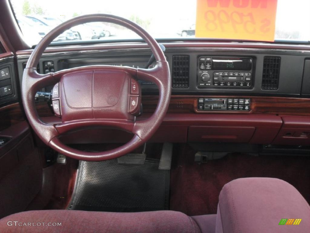 on 1989 Buick Lesabre Custom