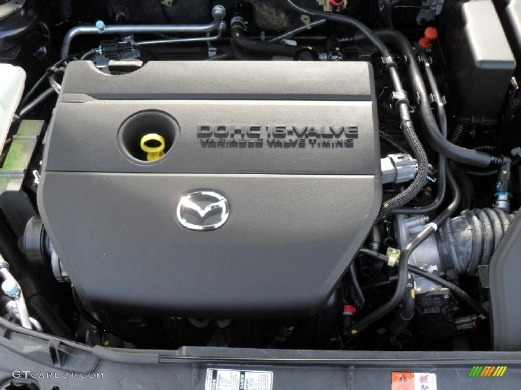 2008 mazda 3 hatchback engine