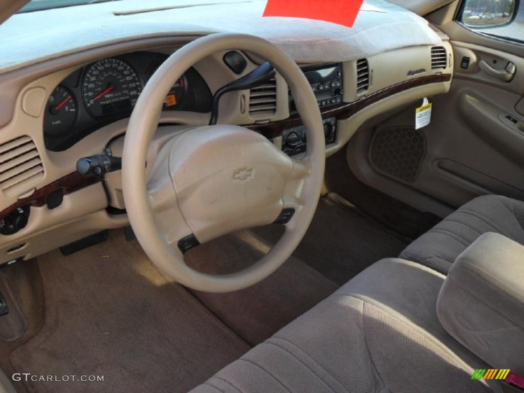 Light Oak Interior 2000 Chevrolet Impala Standard Impala