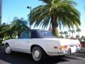 1969 SL Class 280 SL Roadster White