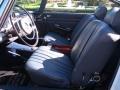 1969 SL Class 280 SL Roadster Blue Interior
