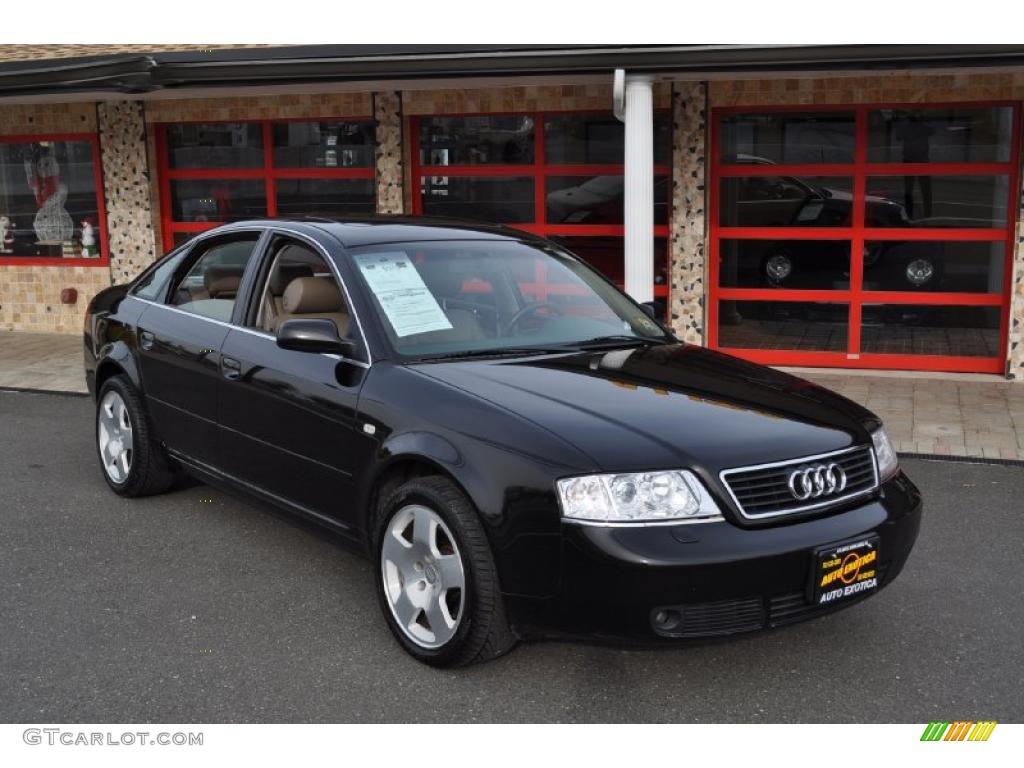 2001 Brilliant Black Audi A6 2 8 Quattro Sedan 41373685 Photo 2 Gtcarlot Com Car Color