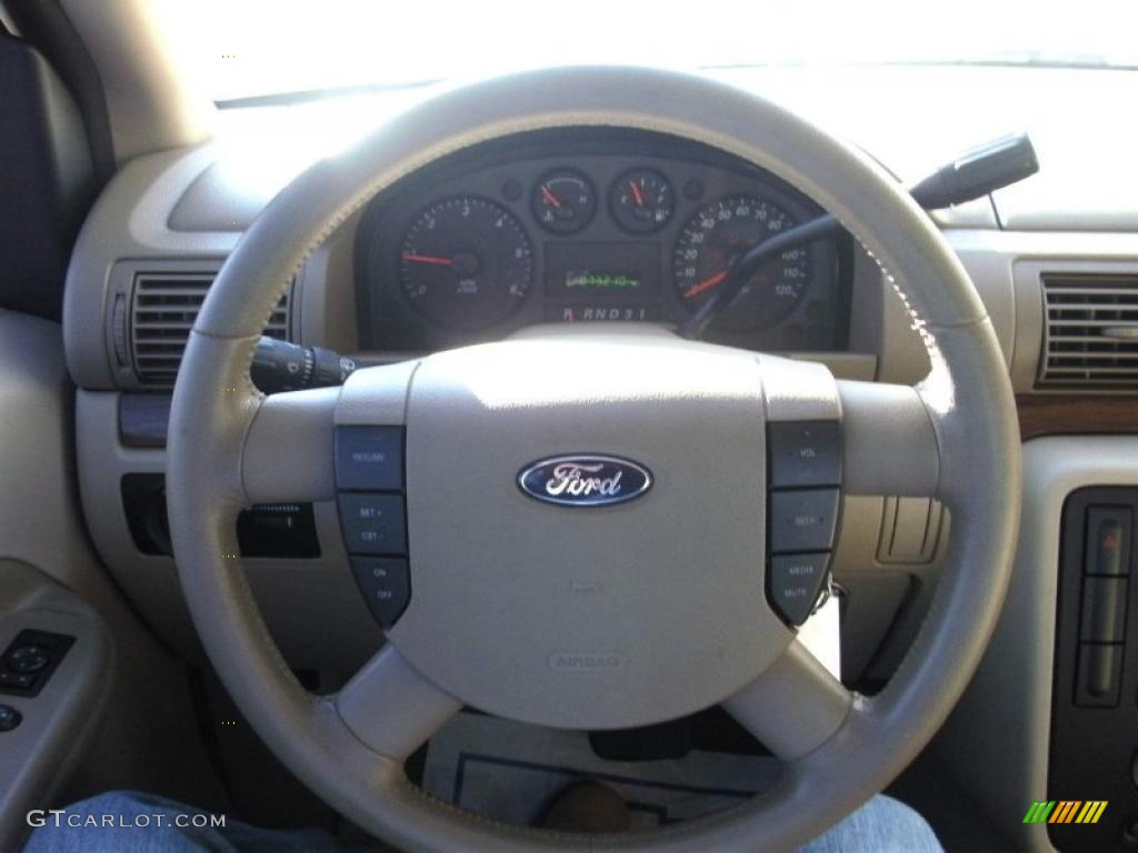 2004 ford freestar sel pebble beige steering wheel photo 41394412 gtcarlot com gtcarlot com