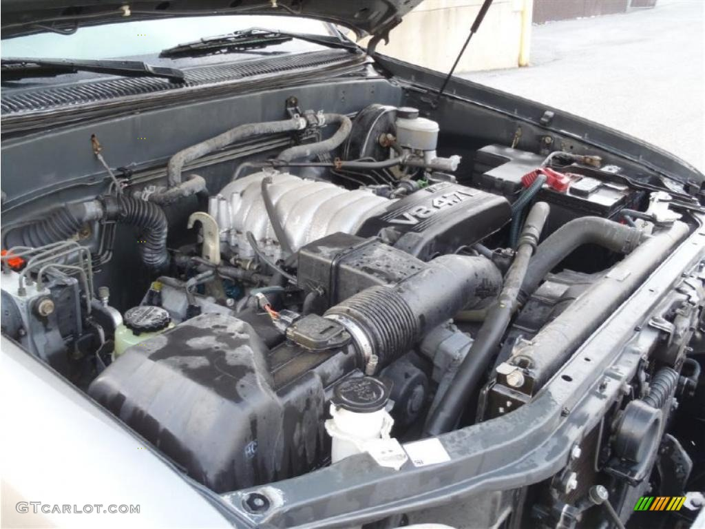 2003 Toyota Tundra Sr5 Access Cab 4x4 4 7 Liter Dohc 32