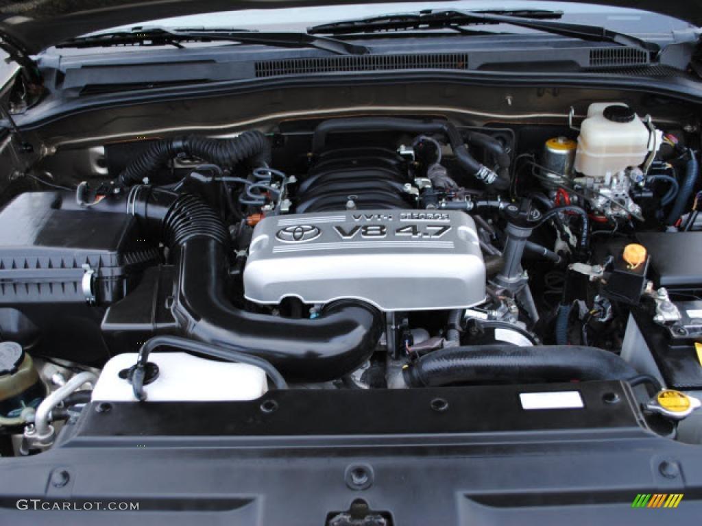 2006 toyota 4runner sr5 4 7 liter dohc 32 valve vvt v8 engine photo 41396280. Black Bedroom Furniture Sets. Home Design Ideas