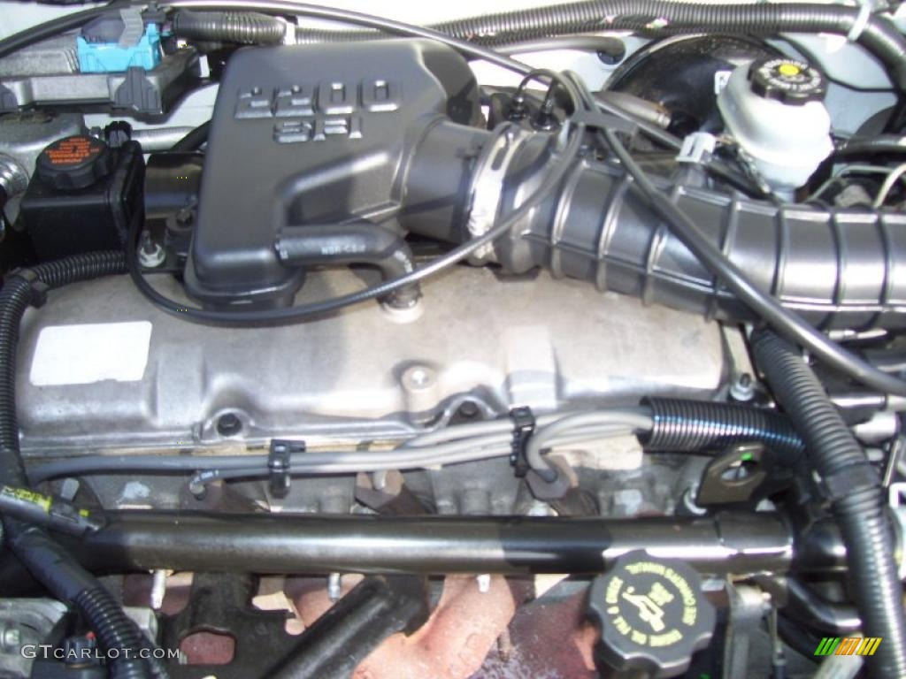 1998 Chevy Cavalier Z24 Engine Diagram Wiring Will Be A 2002 Chevrolet Sedan 2 Liter Ohv 8 Valve 4 1993