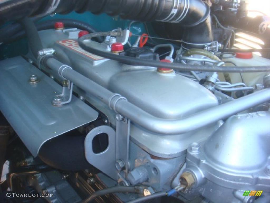 1981 Toyota Land Cruiser Fj40 3 4 Liter Ohv 8 Valve 3b