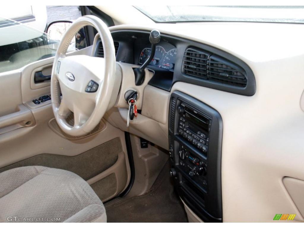 2001 ford windstar se interior photo 41421959