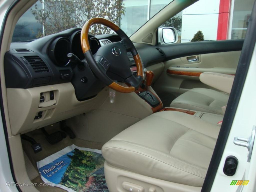 2008 Lexus RX 400h Hybrid interior Photo #41424447