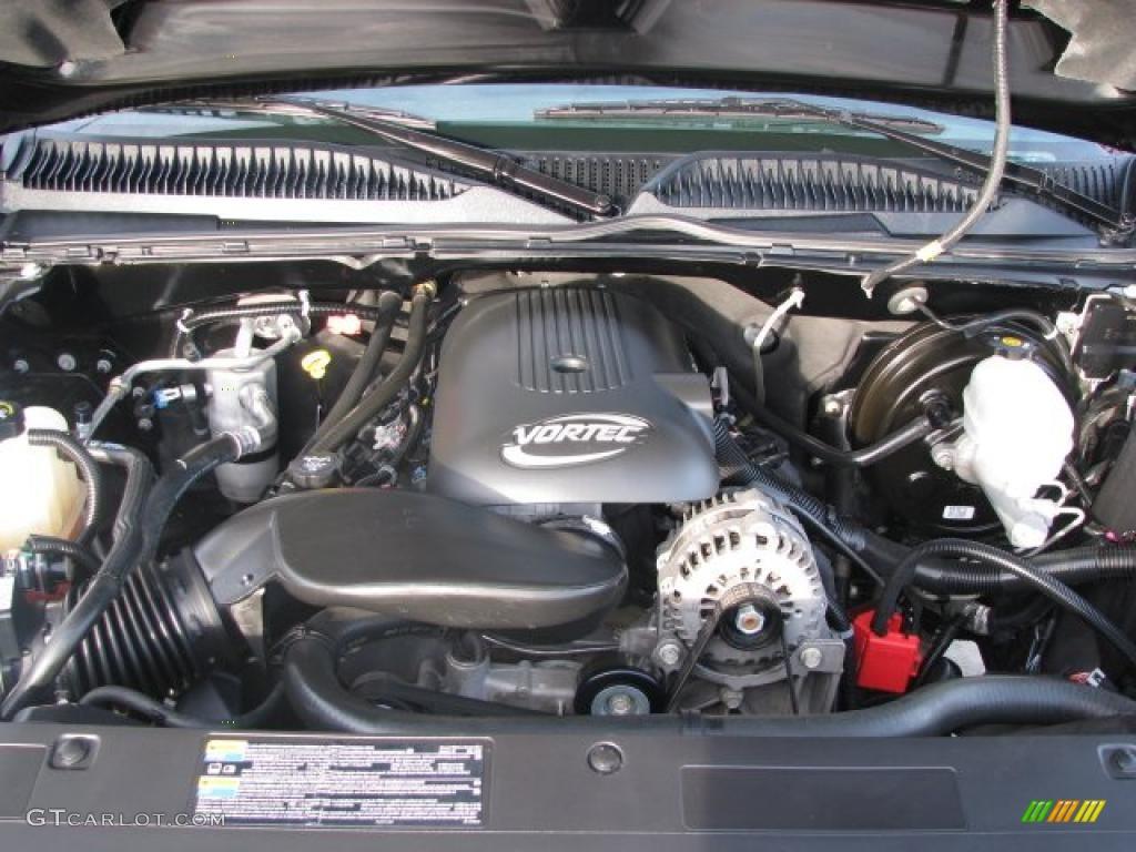 2006 Chevrolet Silverado 1500 LS Regular Cab 4x4 5.3L Flex ...