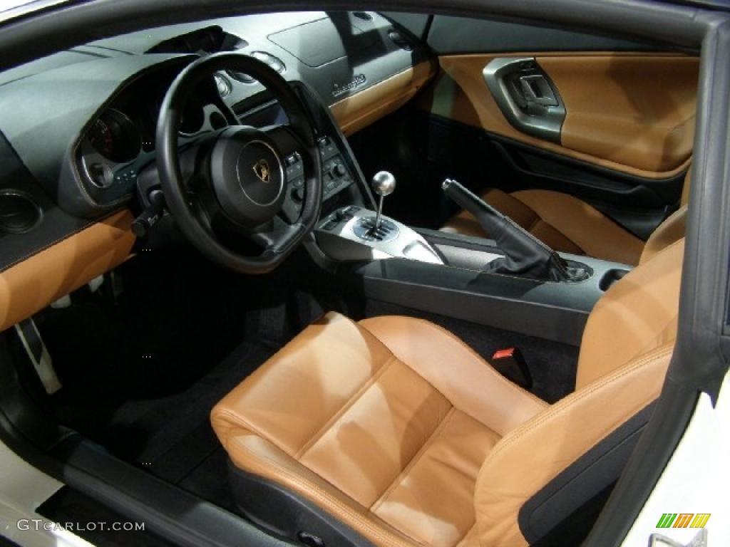 2006 Lamborghini Gallardo Coupe Interior Color Photos Gtcarlot Com