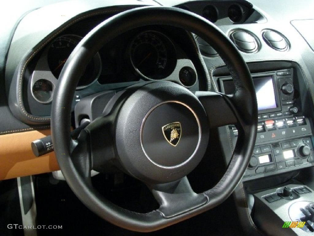 2006 Lamborghini Gallardo Coupe Steering Wheel Photos ...