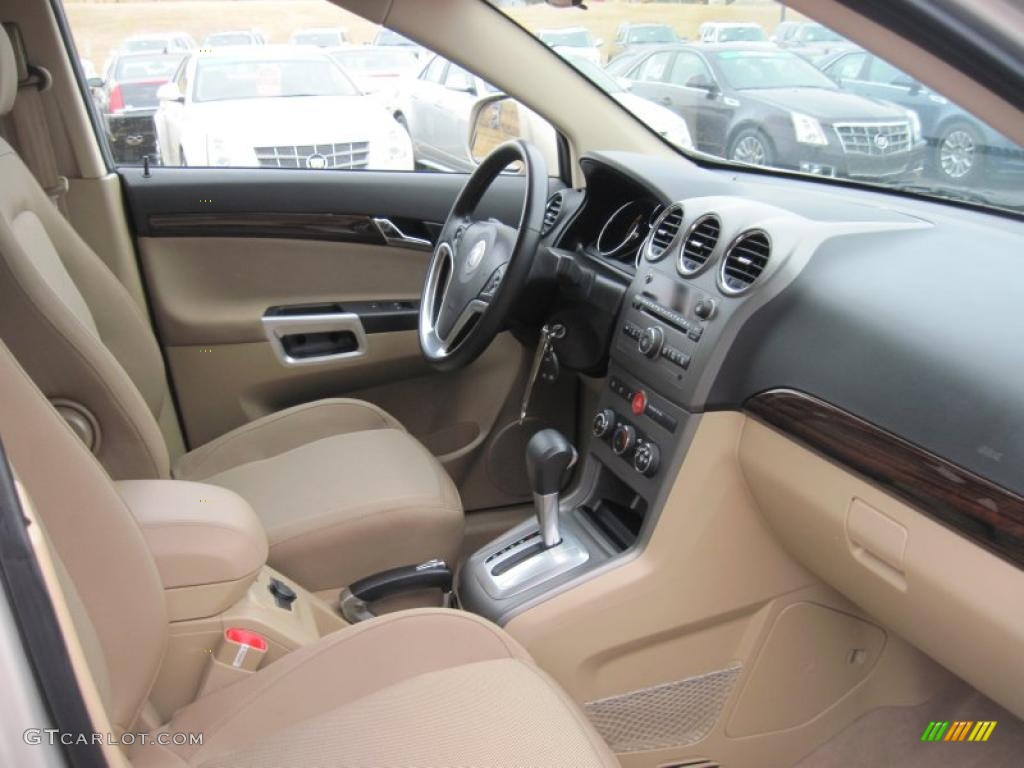 tan interior 2010 saturn vue xe photo 41432191. Black Bedroom Furniture Sets. Home Design Ideas