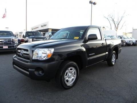 2010 toyota tacoma regular cab data info and specs. Black Bedroom Furniture Sets. Home Design Ideas