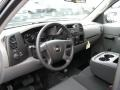 Dark Titanium Prime Interior Photo for 2011 Chevrolet Silverado 1500 #41437707