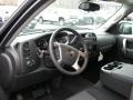Ebony Prime Interior Photo for 2011 Chevrolet Silverado 1500 #41437795