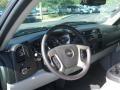 2011 Black Chevrolet Silverado 1500 LT Crew Cab  photo #12