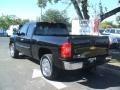 2011 Black Chevrolet Silverado 1500 LT Extended Cab  photo #4