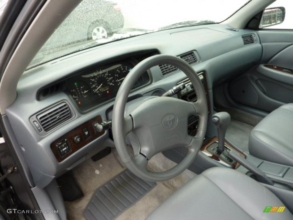 gray interior 2000 toyota camry xle v6 photo 41458899. Black Bedroom Furniture Sets. Home Design Ideas