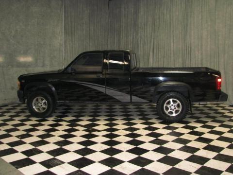 on 1991 Dodge Dakota Regular Cab