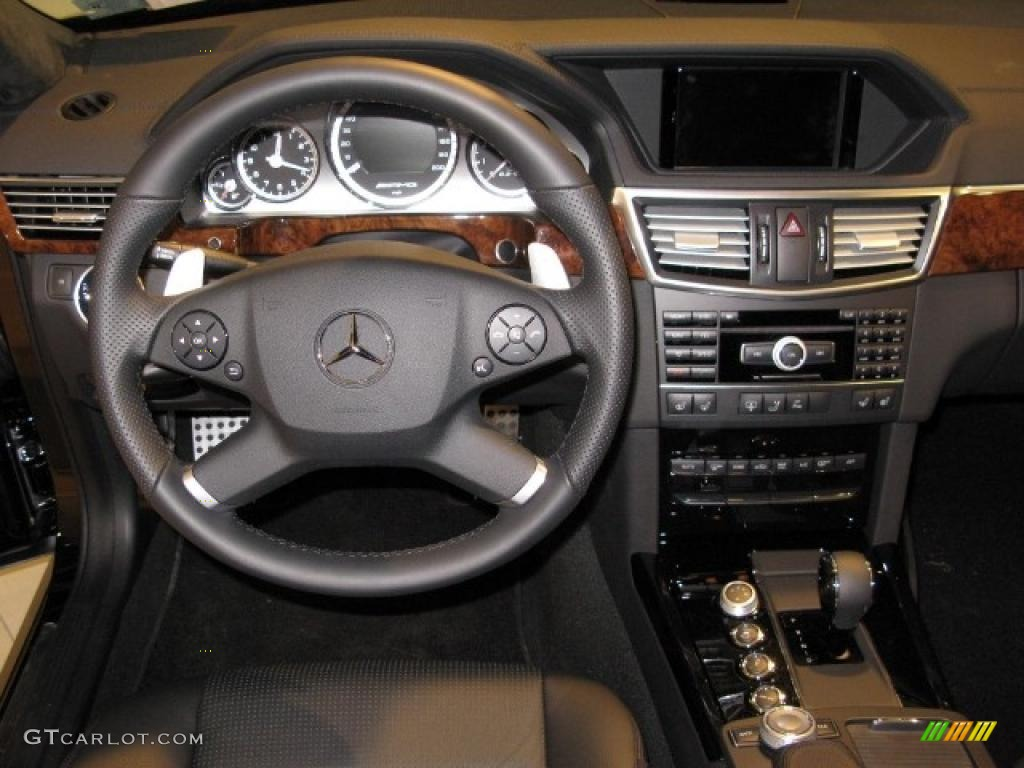 2011 mercedes benz e class amg for Calstar mercedes benz