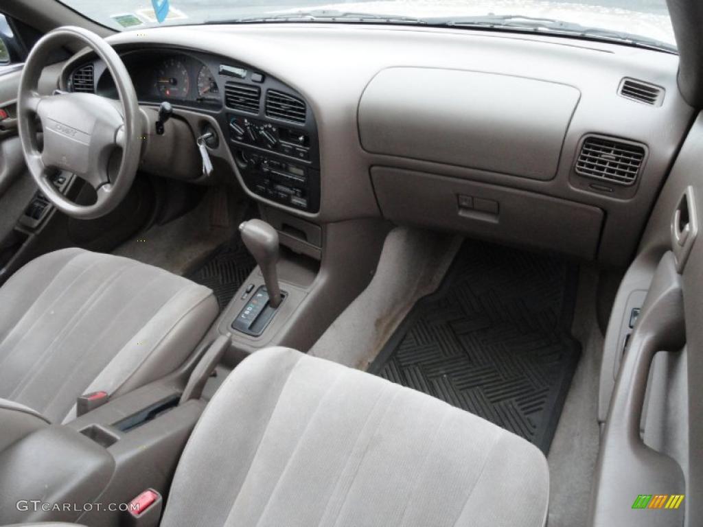 Toyota Vin Decoder >> 1996 Toyota Camry DX Sedan Beige Dashboard Photo #41466262 ...