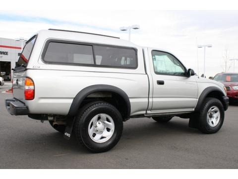 Perfect 2004 Toyota Tacoma Regular Cab 4x4 Data, Info And Specs