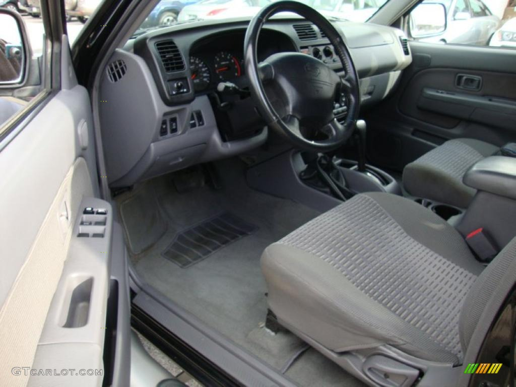 2000 Nissan Xterra Se V6 4x4 Interior Photo 41475471