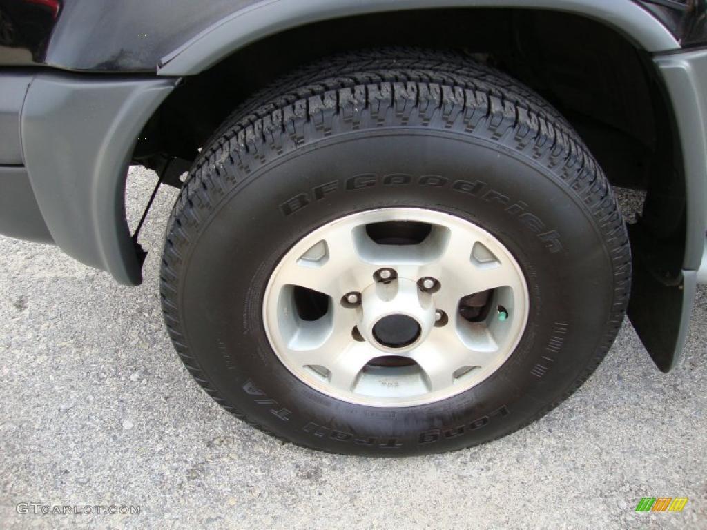 2000 Nissan Xterra Xe >> 2000 Nissan Xterra SE V6 4x4 Wheel Photo #41475878 | GTCarLot.com
