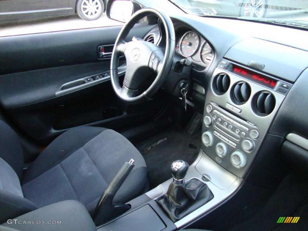 2005 Mazda Mazda6 S Sport Hatchback Interior Photo 41480075 Gtcarlot Com