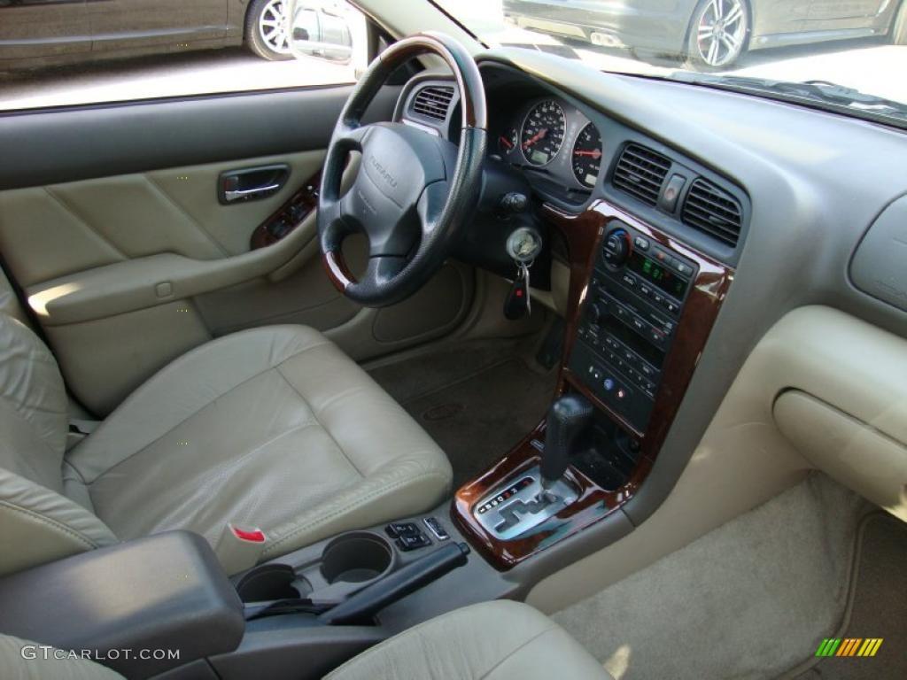 2003 Subaru Outback Interior