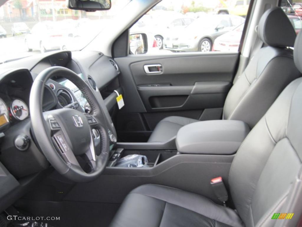 2011 Honda Pilot Ex L Interior Photo 41491415 Gtcarlot Com
