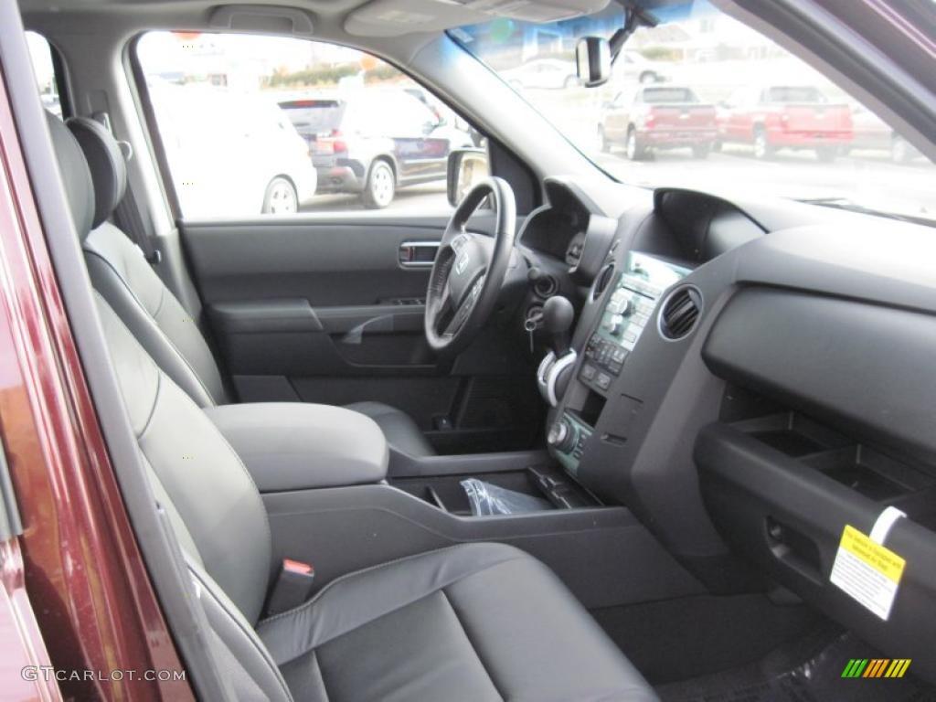 2011 Honda Pilot Ex L Interior Photo 41491471 Gtcarlot Com