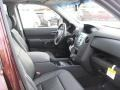 2011 Pilot EX-L Black Interior