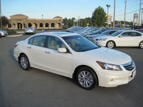 2011 Honda Accord Ex L V6 Sedan Data Info And Specs