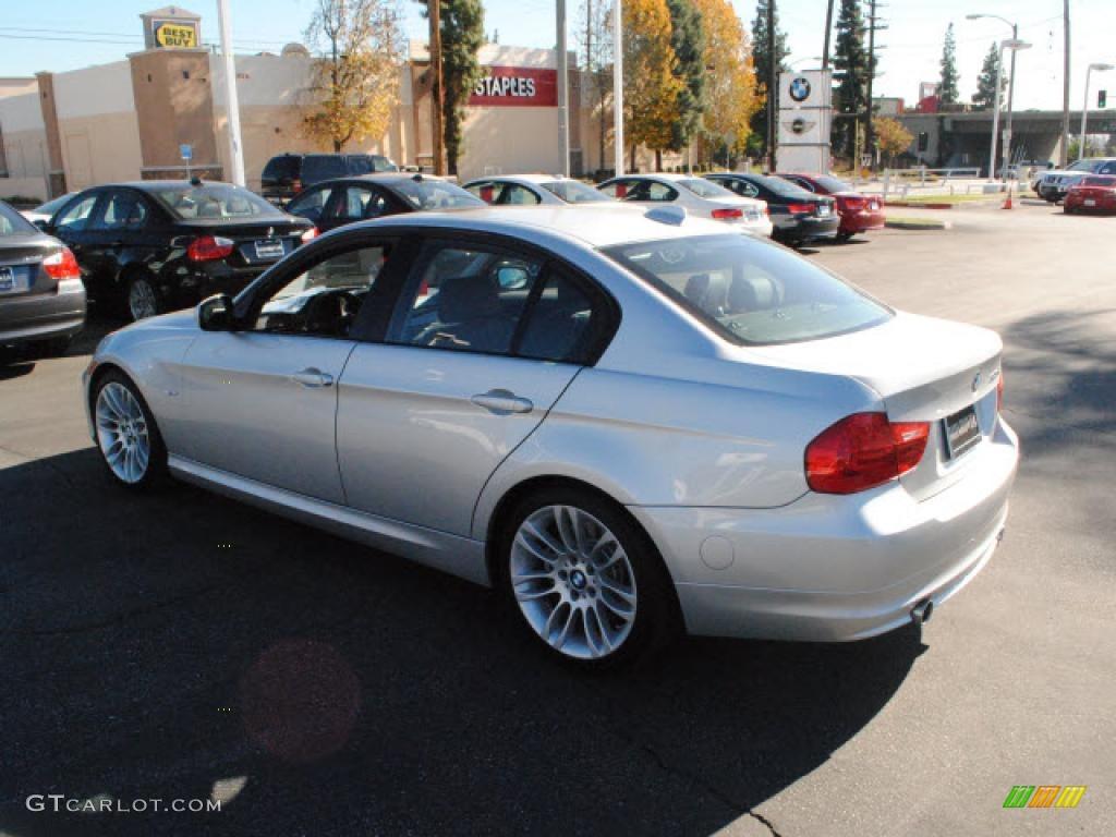 Titanium Silver Metallic 2011 BMW 3 Series 335d Sedan Exterior Photo 41495503