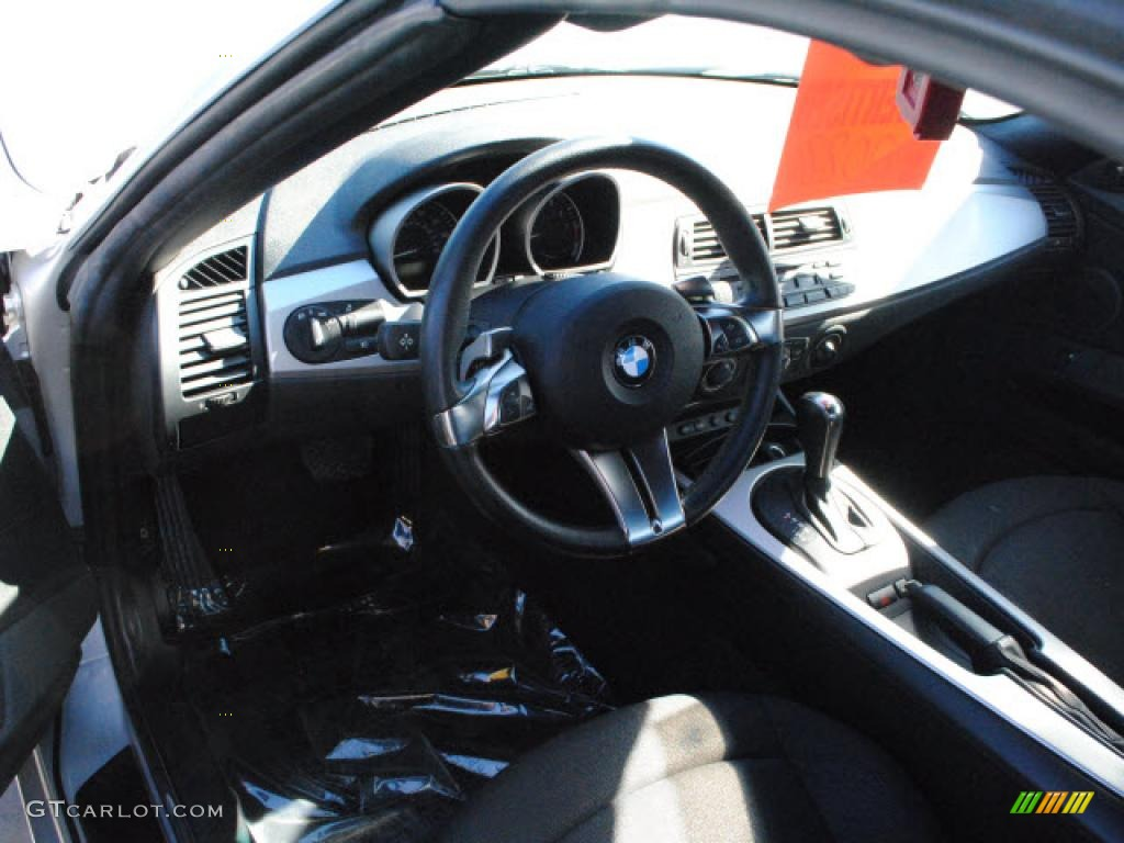 2006 Bmw Z4 3 0i Roadster Black Dashboard Photo 41496560