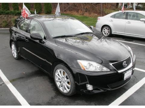 2008 Lexus IS 250 AWD Data, Info and Specs