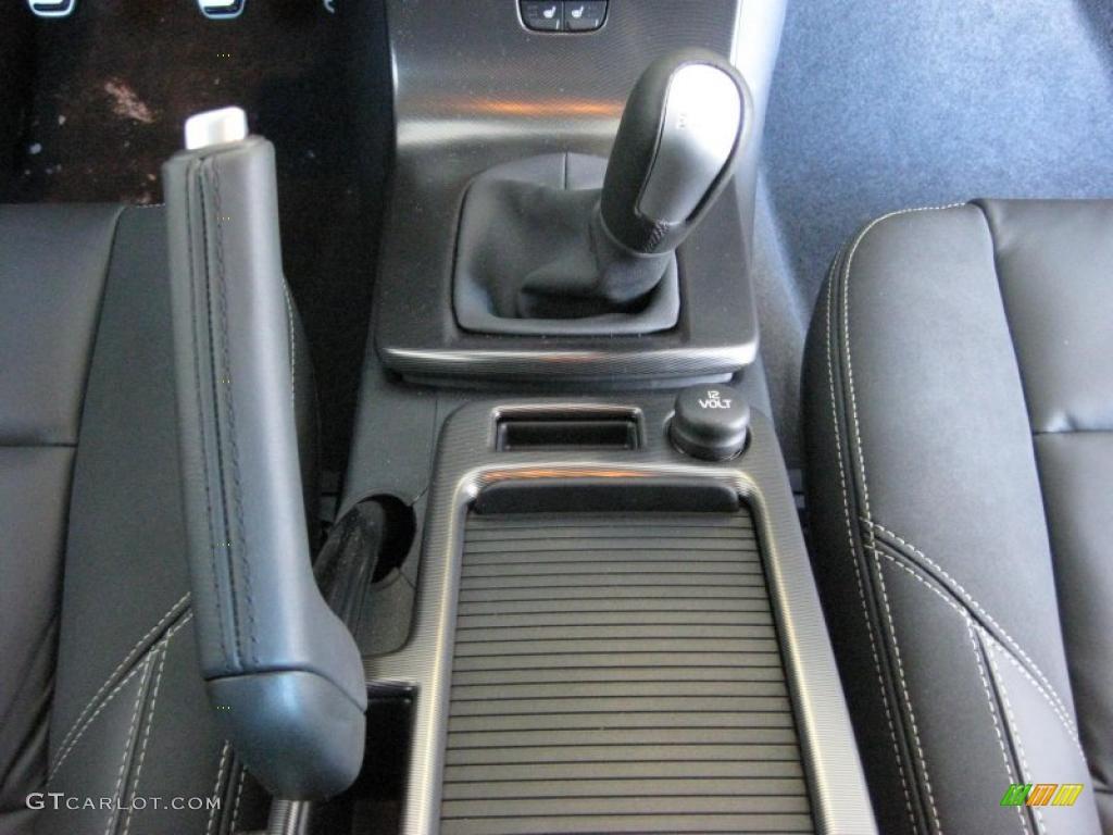 2011 volvo c30 2. 0 td r-design 6 speed manual 2 doors black | in.