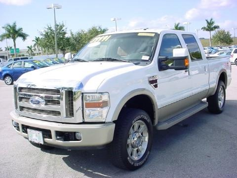 2008 ford f250 super duty king ranch crew cab 4x4 prices used f250 ...