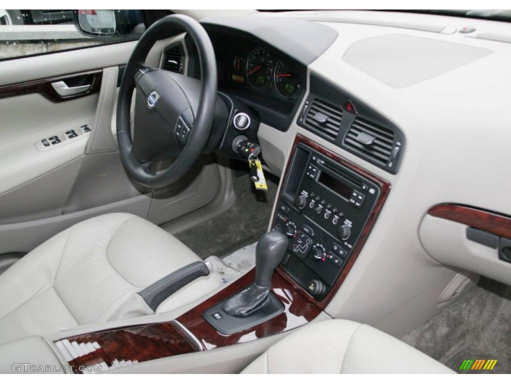 taupe interior 2008 volvo s60 2 5t awd photo 41511485. Black Bedroom Furniture Sets. Home Design Ideas