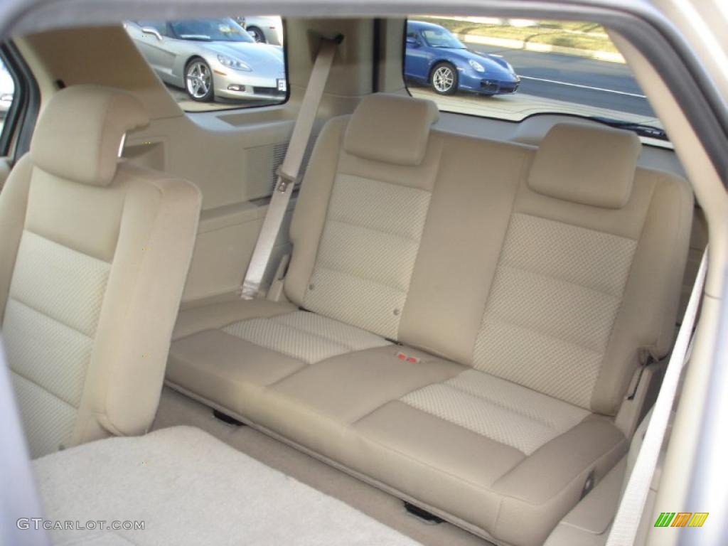 Image Gallery 2005 Ford Interior