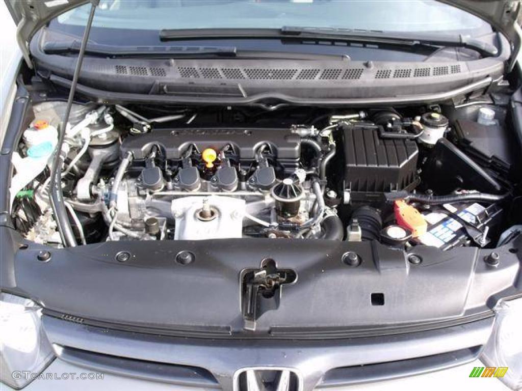 2007 Honda Civic Ex Coupe 1 8l Sohc 16v 4 Cylinder Engine Photo 41520089