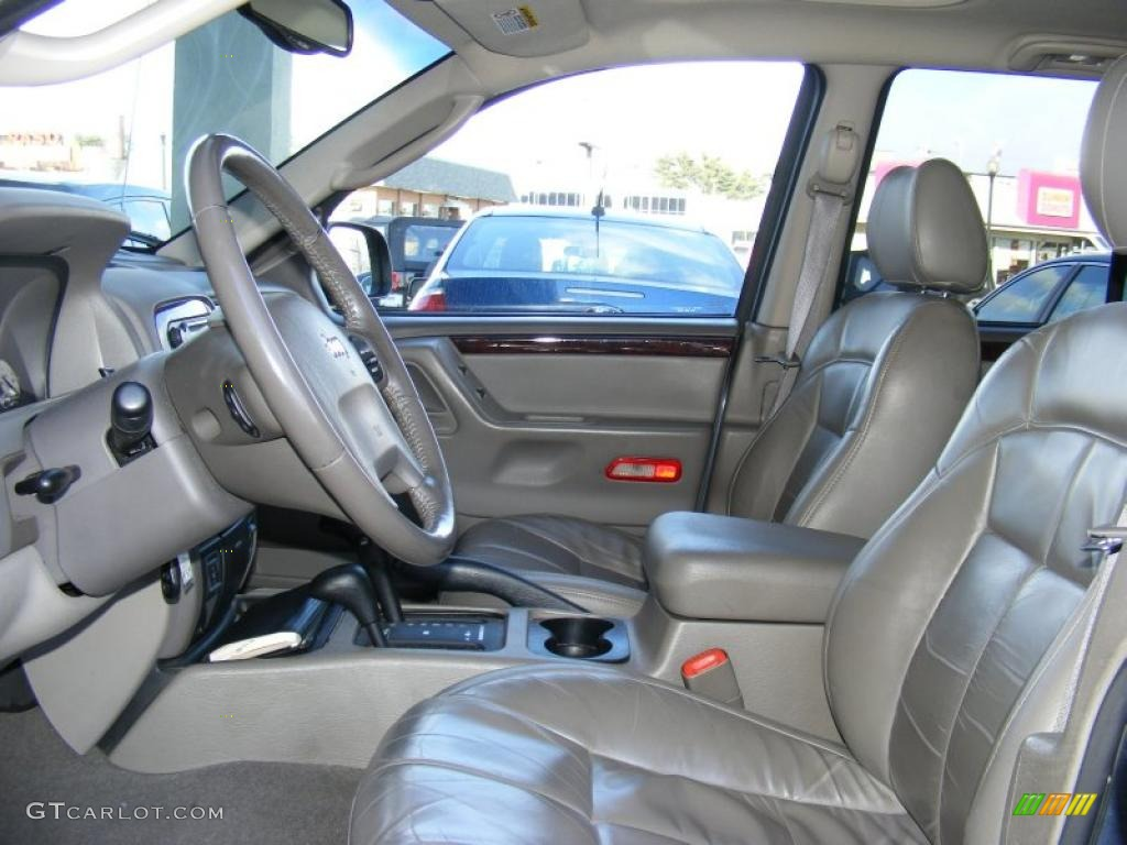 2002 jeep grand cherokee limited 4x4 interior photo 41528209. Black Bedroom Furniture Sets. Home Design Ideas