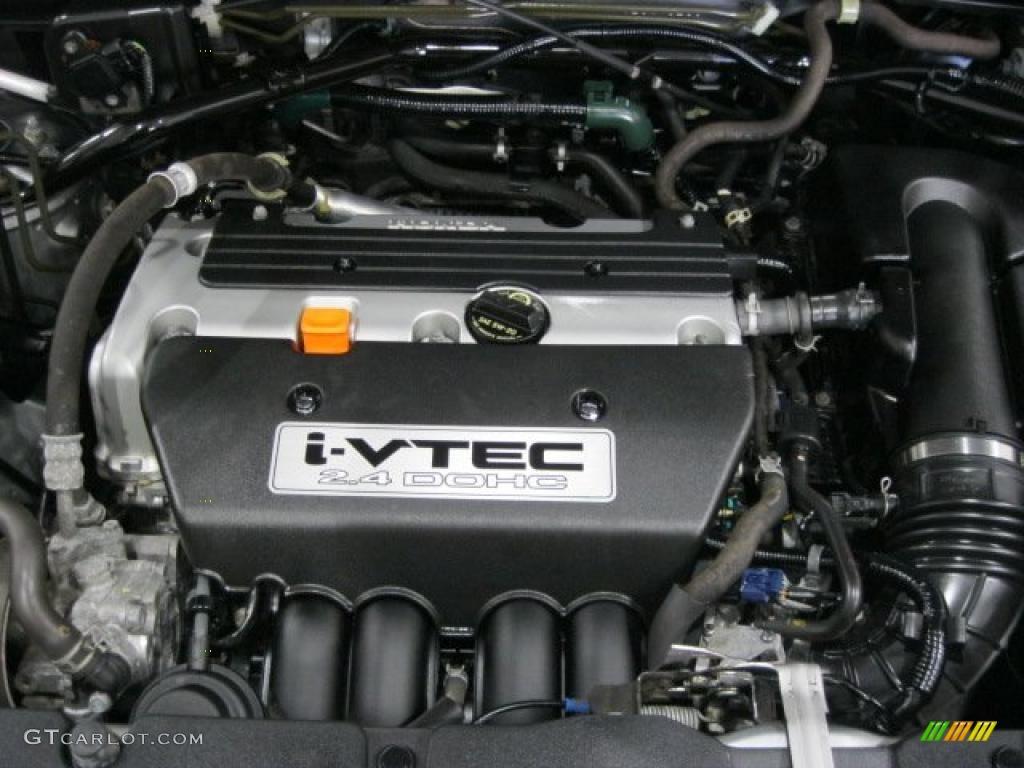 2005 Honda CR-V EX 4WD 2.4L DOHC 16V i-VTEC 4 Cylinder ...